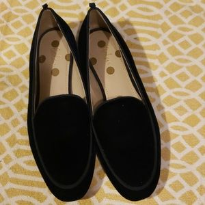 Boden Navy blue flats loafers size 8 1/2